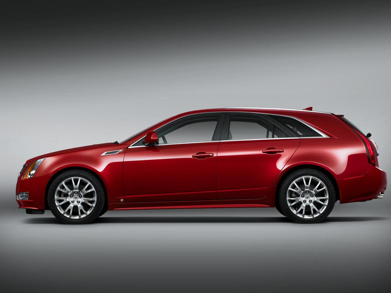2010 Cadillac CTS Sport Wagon Takes Driving to the Next ...