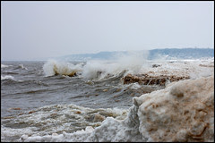The Fury of Lake Michigan