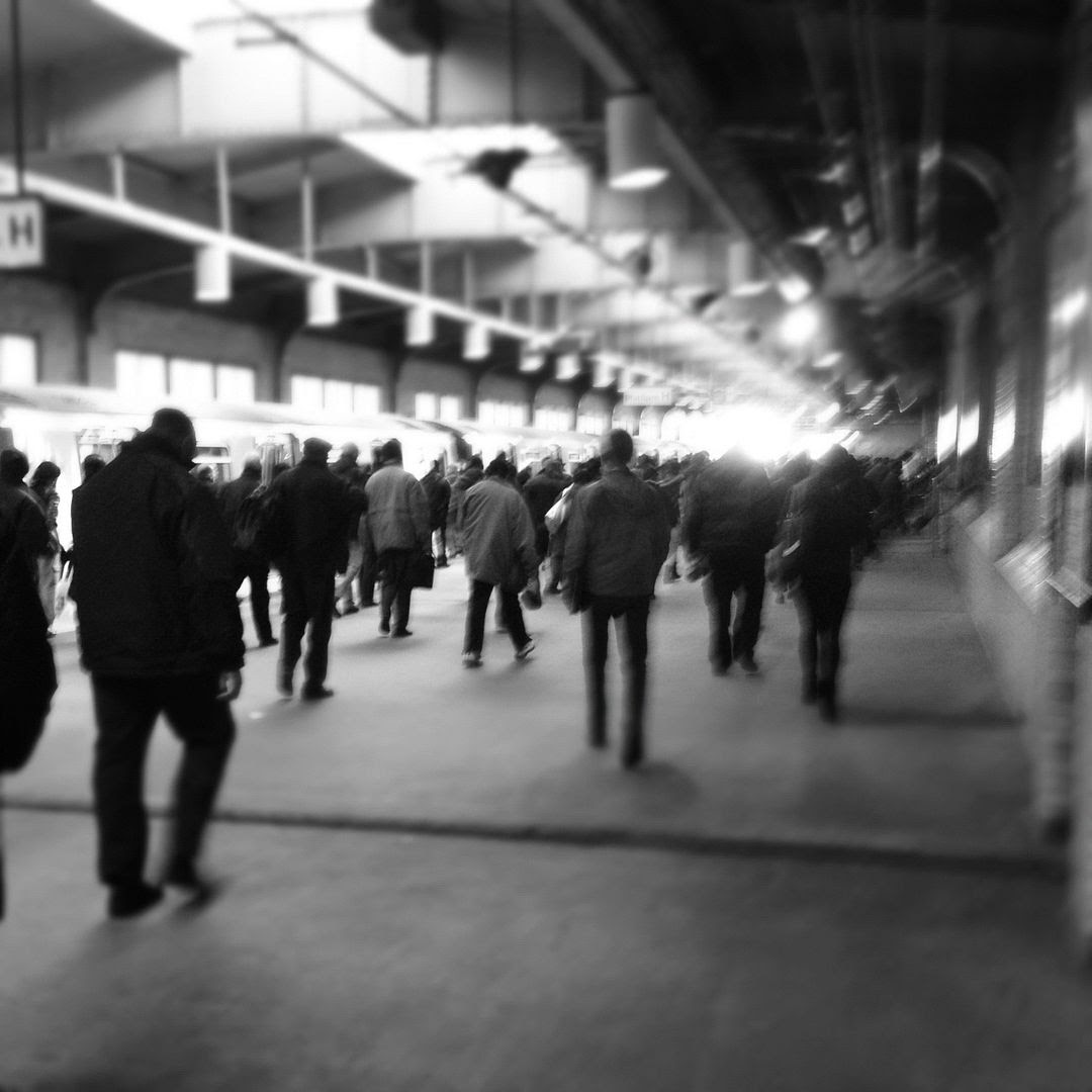 2.9.12, The commuters afternoon rush