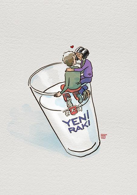 let's drink raki