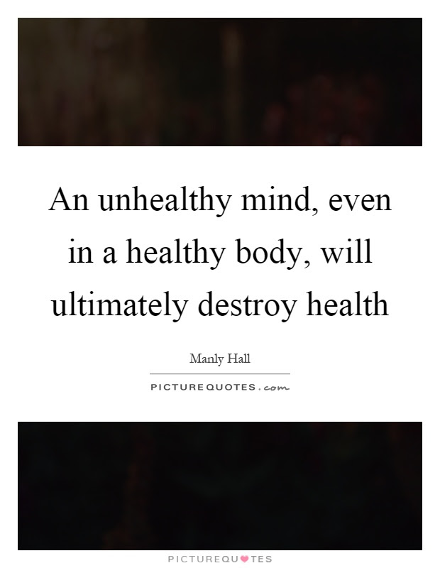 Health Mind Quotes Sayings Health Mind Picture Quotes
