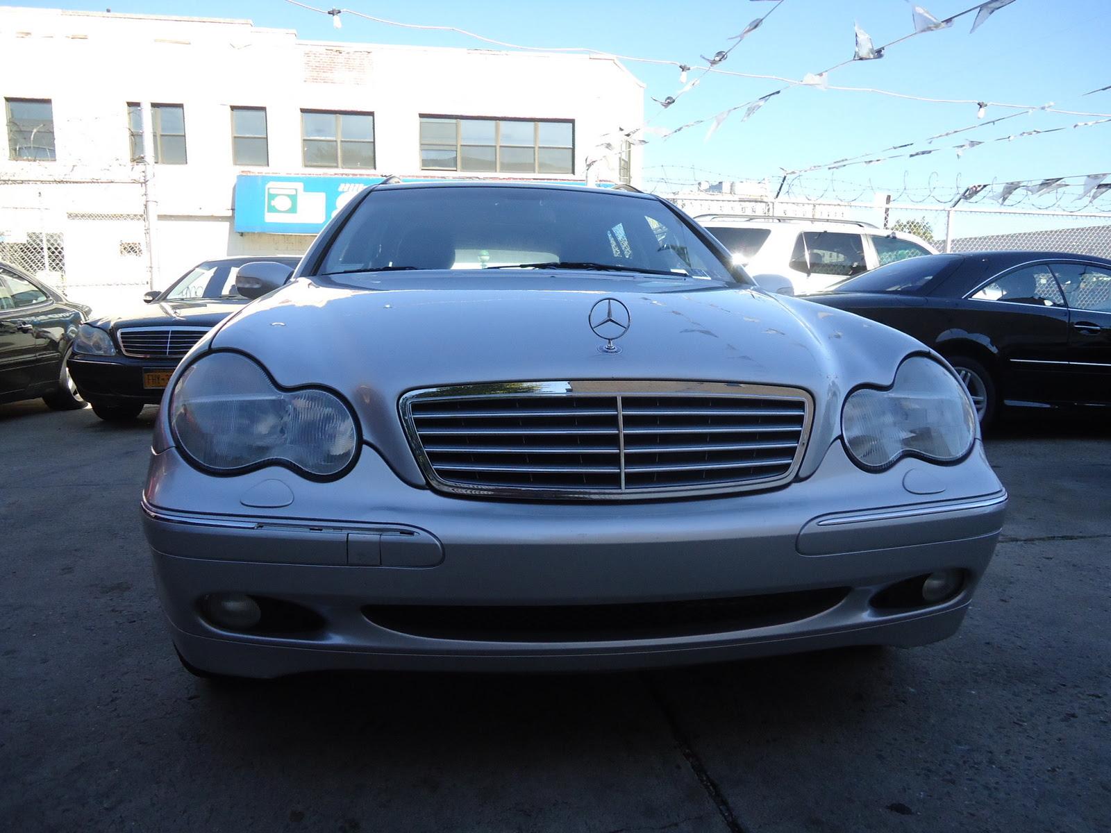 2002 Mercedes-Benz C-Class - Trim Information - CarGurus