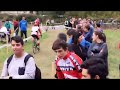 Vídeos de la Copa de España de ciclocross de Karrantza 2018