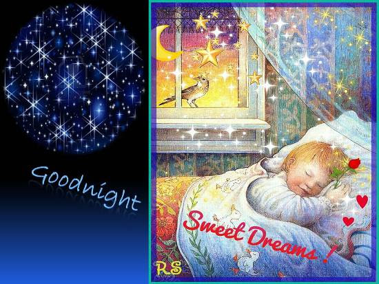 Sweet Card For Someone Special Free Good Night Ecards Greeting