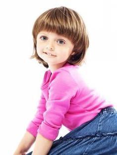 Kinder Frisuren Für Kurze Haare Für Mädchen