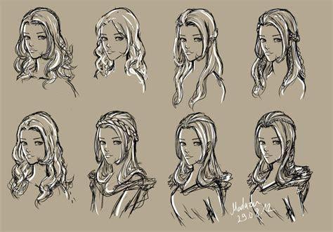 deviantart anime haircut hairstyles  madazu  deviantart