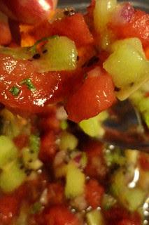 watermelon kiwi salsa