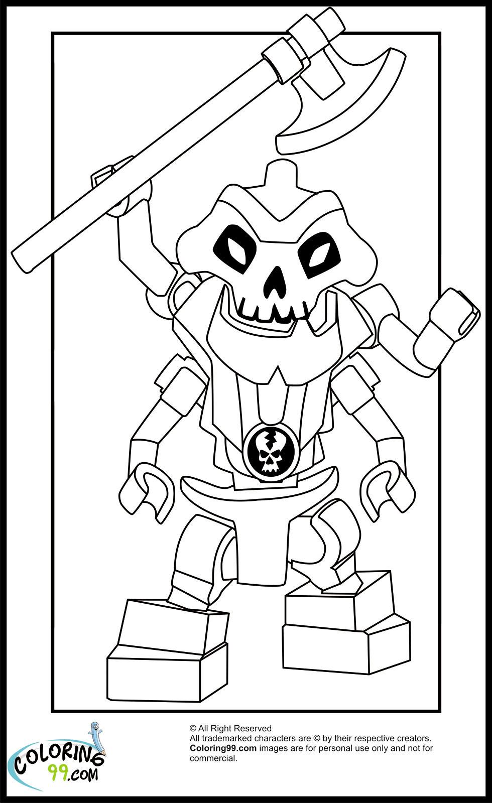 Coloriage ninjago gratuit dessin a imprimer 279