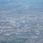 Zoomed pic of London