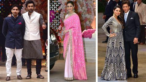 Bollywood Guests at Shloka Mehta and Akash Ambani?s Pre