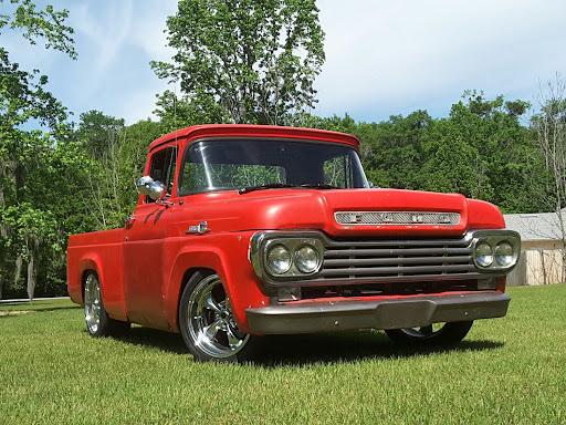 Ford Truck Enthusiast >> Small Trucks