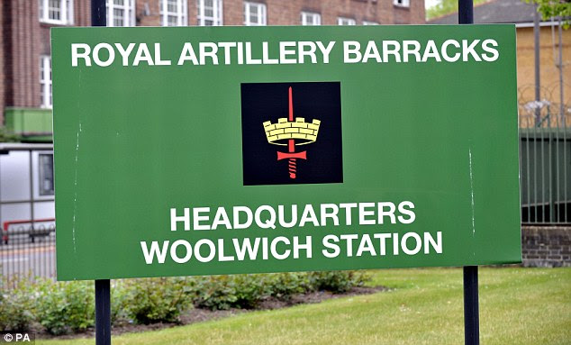 Military: The victim was a serving soldier and is believed to be based at the nearby Woolwich barracks