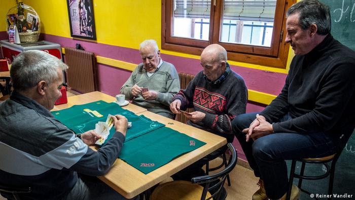 Spanien Weihnachtslotterie El Gordo Kartenspiel (Reiner Wandler)
