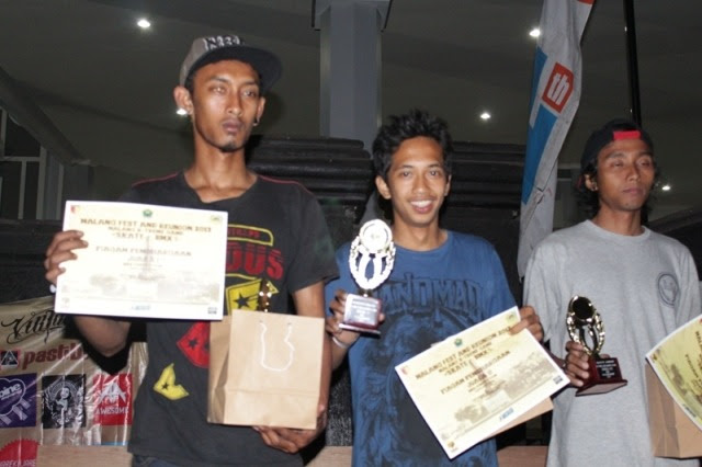 Highlights: Malang Fest and Reunion 2013, BMX FLATLAND