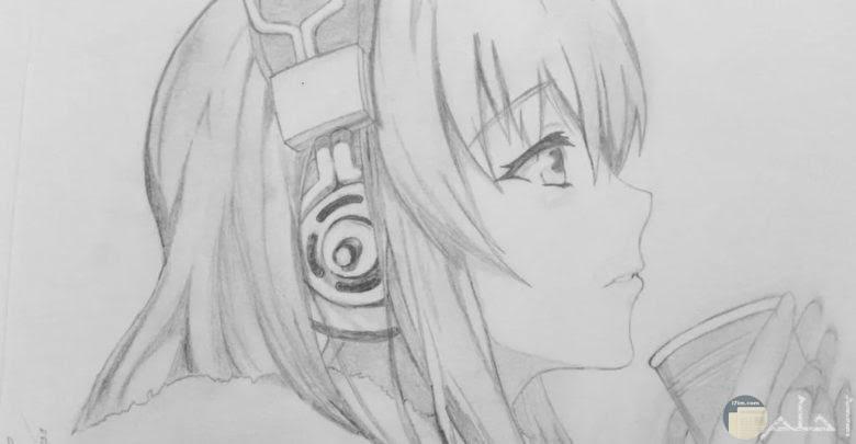 رسم انمي سهل ملون Makusia Images