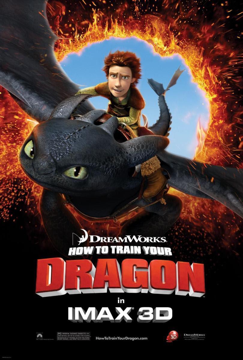 Cómo entrenar tu dragón