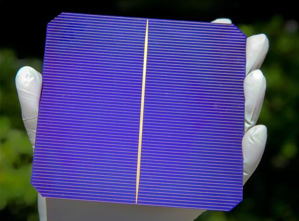 Highest efficiency solar cells
