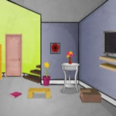 PLAY Trendy Grey House Escape