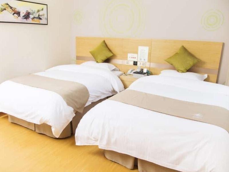 GreenTree Inn Yancheng Dafeng port Sea world Hotel Discount