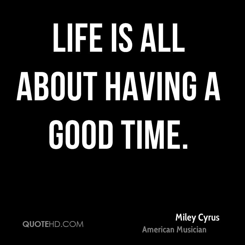 Miley Cyrus Time Quotes Quotehd