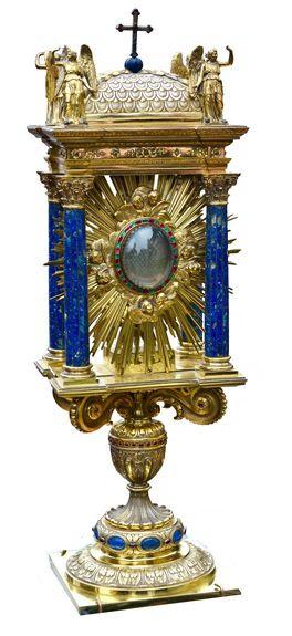 Reliquaire du coeur de Saint Vincent de Paul