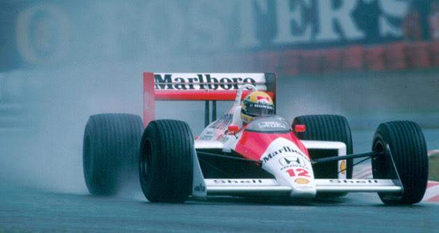 senna o melhor Porque é que Ayrton Senna era o melhor?
