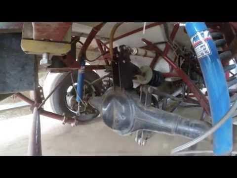 Larry Shaw Modified Rear Suspension 4 Link Pov Doovi