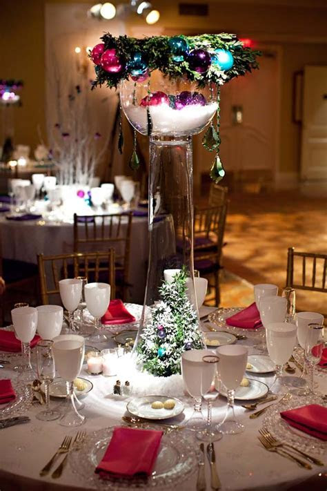 Wedding Wednesday: Christmas in July   Beautiful Blooms
