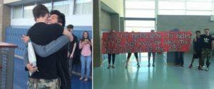 Jovem hétero convida amigo gay para ser par em baile de formatura