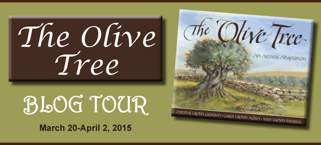 Olive Tree blog tour