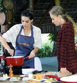 Fernanda (Foto: Estrelas/TV Globo)