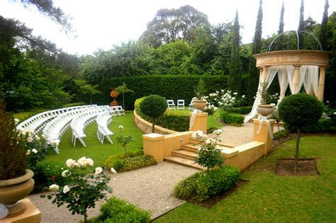 Adelaide Hills Garden Weddings » Silvestri's of Clarendon