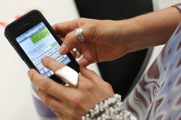 O bom e velho SMS
