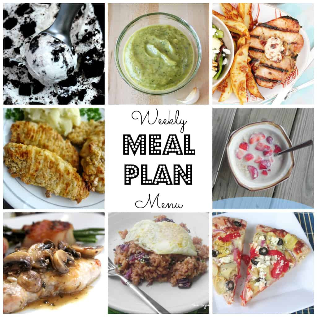 Weekly Meal Plan 061316-square