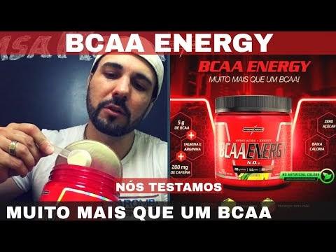 BCAA ENERGY INTEGRALMEDICA MUITO MAIS QUE UM BCAA. É BOM? COMO CONSUMIR? DA ENERGIA? NÓS TESTAMOS