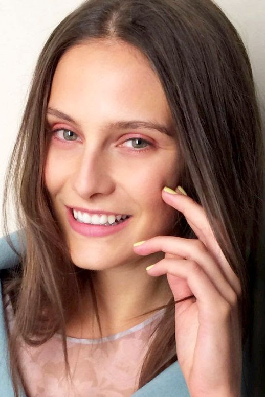 Le Fashion Blog 5 Bright Nail Colors To Try Now Pale Yellow Burberry Prorsum Polish SS 2014 photo Le-Fashion-Blog-5-Bright-Nail-Colors-To-Try-Now-Pale-Yellow-Burberry-Prorsum-Polish.jpg