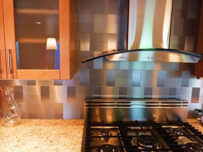 Peralatan Dapur Dari Stainless Steel | Ide Rumah Minimalis