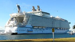 "Royal Caribbean International's, ""MS Oasi..."