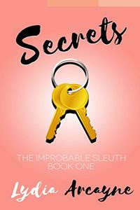 Secrets of Death by Lydia Arcayne