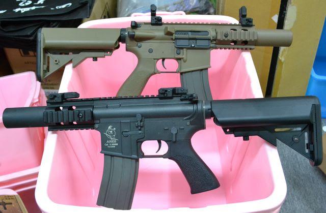 Ares S-Class M4 CQC Assault Rifle AEG