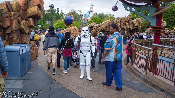 Disneyland Resort, Disneyland, Tomorrowland, Star, Wars, Storm, Tropper