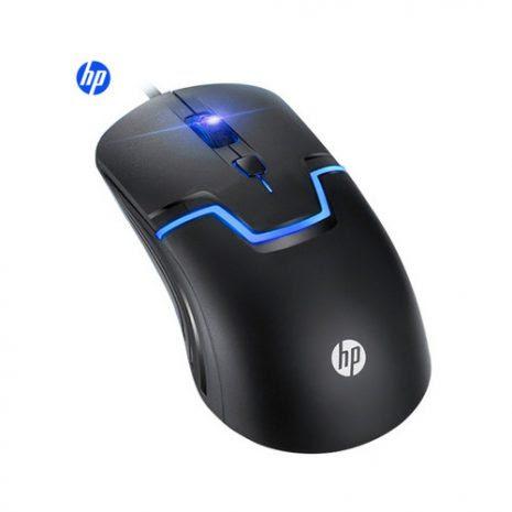 Hp M100 Gaming Mouse Black Original Garansi Resmi Jogjabolic Dotcom