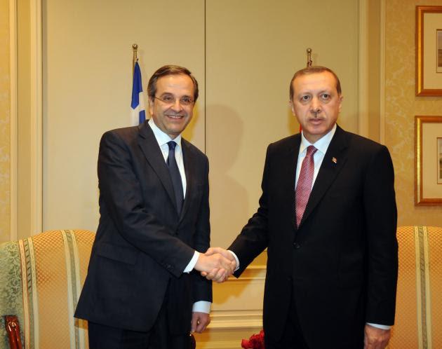 Σαμαράς-Ερντογάν: τι μπορεί να συζητήσουν και να συμφωνήσουν (;) για την υφαλοκρηπίδα;