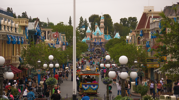 Disneyland Resort, Disneyland60, Disneyland, Main Street U.S.A.