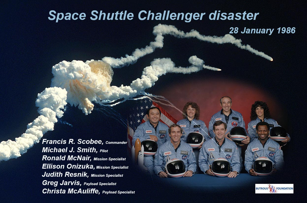 Image result for shuttle challenger disaster images