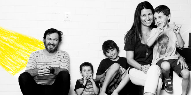 Interview with Sam & Rich from Munster Kids