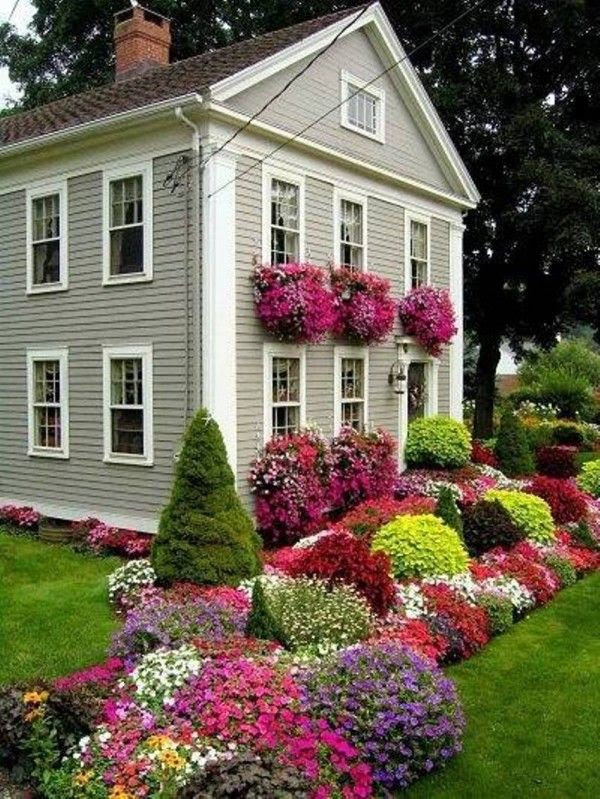 Pacific Northwest Front Yard Landscaping Ideas Home Dignity