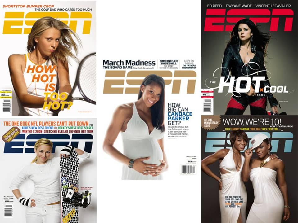 Espn Magazine One Sport Voice