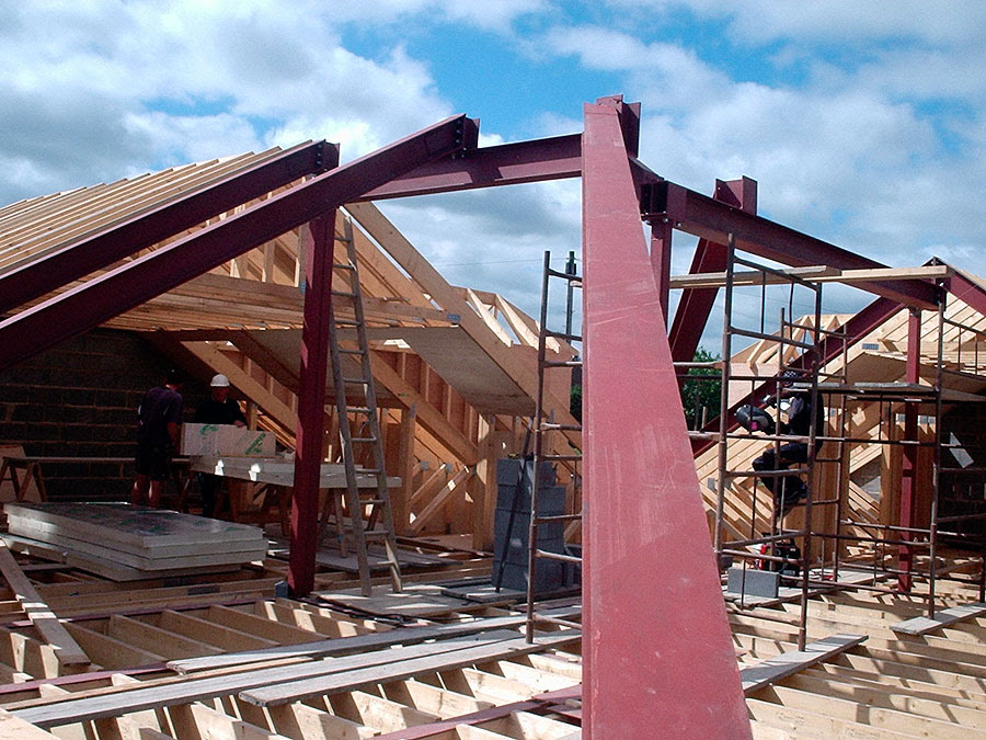 Steelcraft Design | Structural Steelwork Photo Gallery