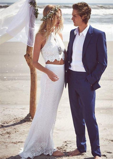 ideas  casual beach weddings  pinterest